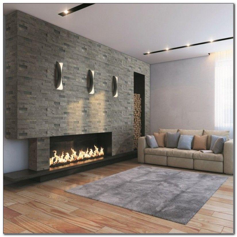 Natural Stone Wall Tiles Living Room