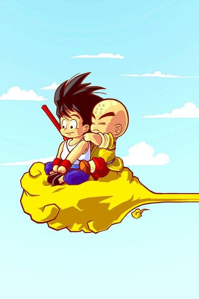 Goku My Baby Dragon Ball Wallpapers Anime Nerd Dragon Ball Z