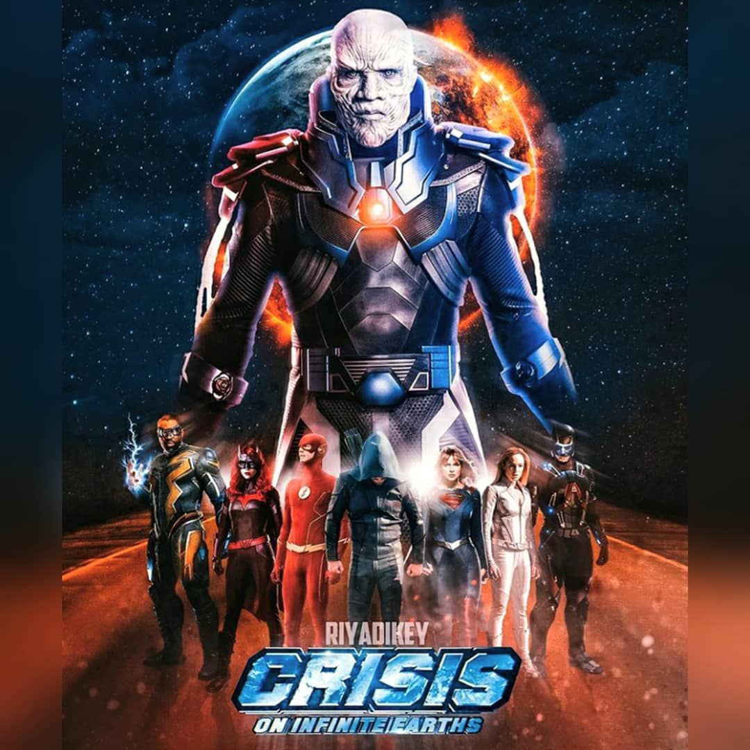 4 644 Mentions J Aime 34 Commentaires Crisis On Infinite Earths