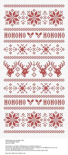 Seasonal Band Sampler | Free cross stitch patterns, Colour chart ...
