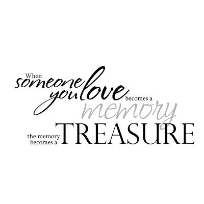 Elegant Wordart 2 Memory Treasure Cancer Quotes Memories Quotes Treasure Quotes