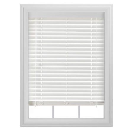 Bali 2 Inch Room Darkening Faux Wood Blind White Available In