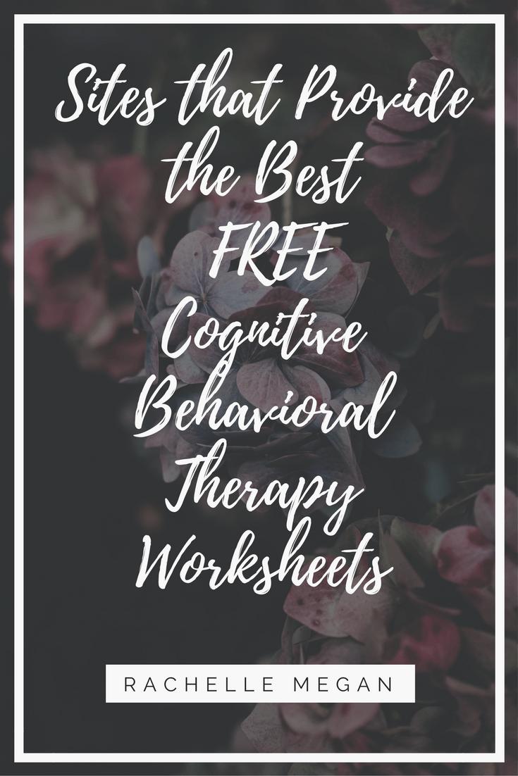 Worksheets Free Cbt Worksheets free cognitive behavioral therapy worksheets cognitivebehavioraltherapy