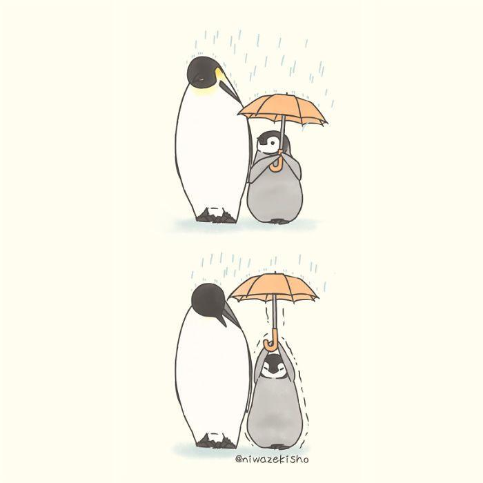 Photo of Penguin-Comics-Niwazekisho