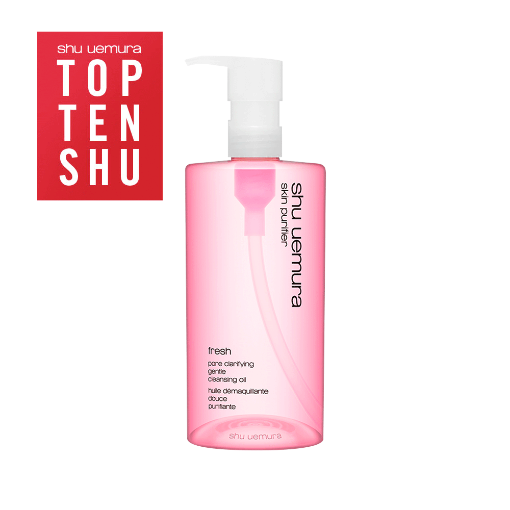 fresh pore clarifying gentle cleansing oil Cleansing oil