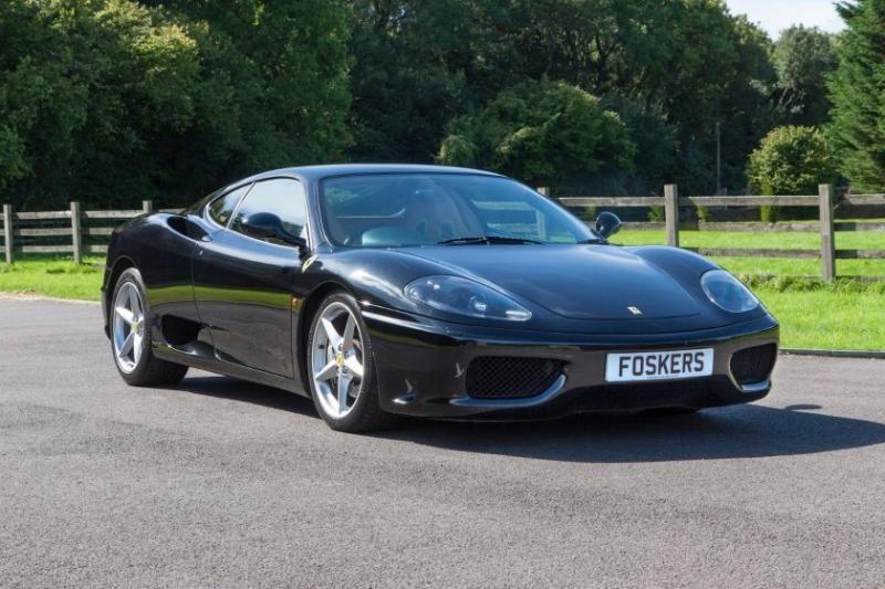 2002 Ferrari 360 Modena Classic Cars Ferrari 360 Classic Motors