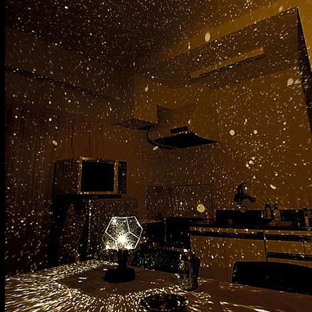 Star map projector lamp - Astro Star Laser Projector Cosmos Light Lamp 12 Nice Effect But Huge And