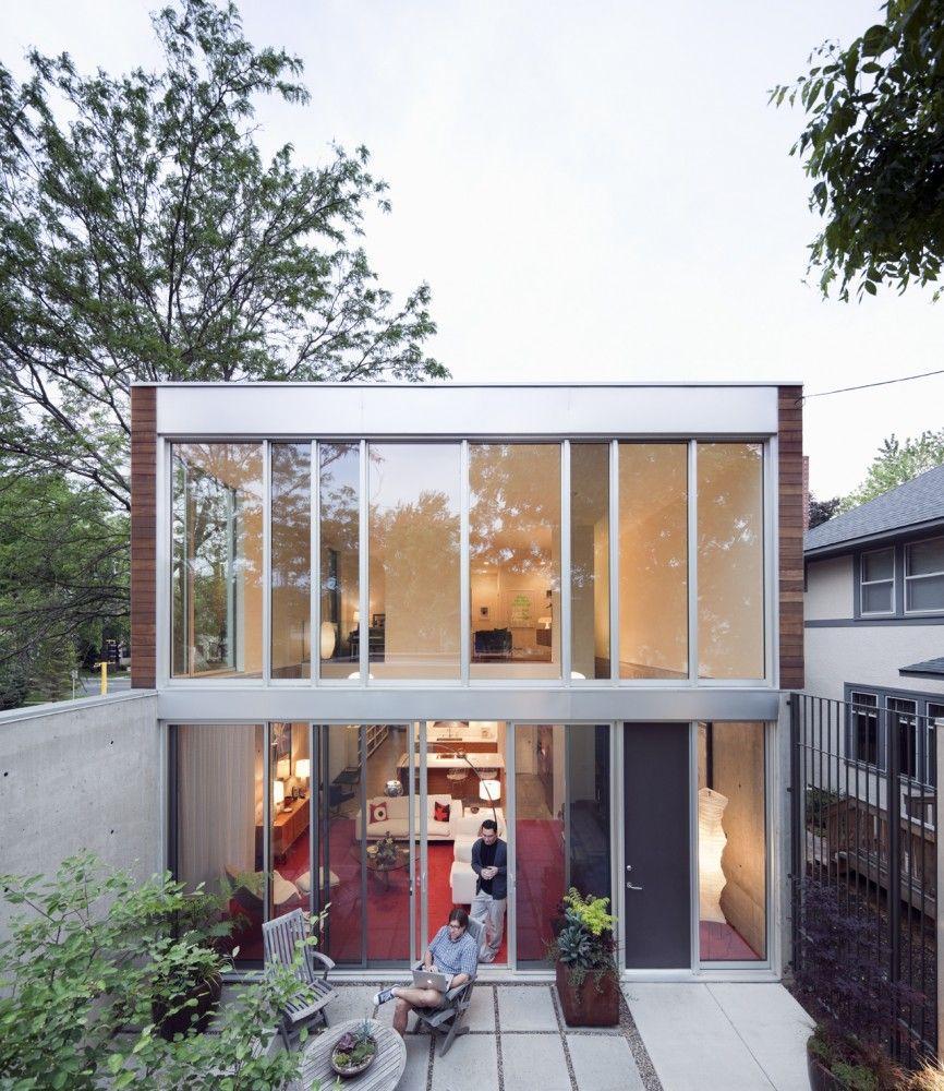 House Julie Snow Architects Rlagor Villa