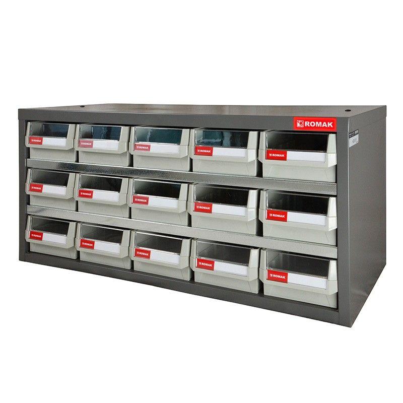 Lego Storage Idea Romak Heavy Duty 15 Compartment Storage