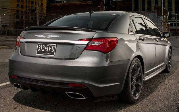200 Unit 2013 Chrysler 200s Special Edition Revealed Chrysler