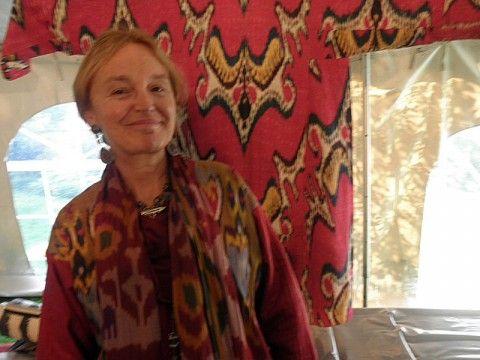 TM's 2010 Symposium, Tying the Rainbow: Re-examining Central Asian Ikats