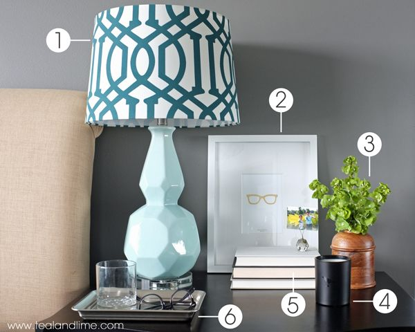 How To Decorate His Nightstand Bedroom Night Stands Bedside