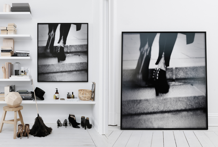 Therese Sennerholt Home : Therese sennerholt print urbanwalk via nordicspacedesign