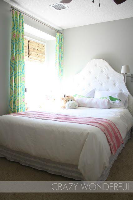 Martha Stewart Nimbus Cloud Gray Girls Bedroom | IT\'S BEGINNING TO ...