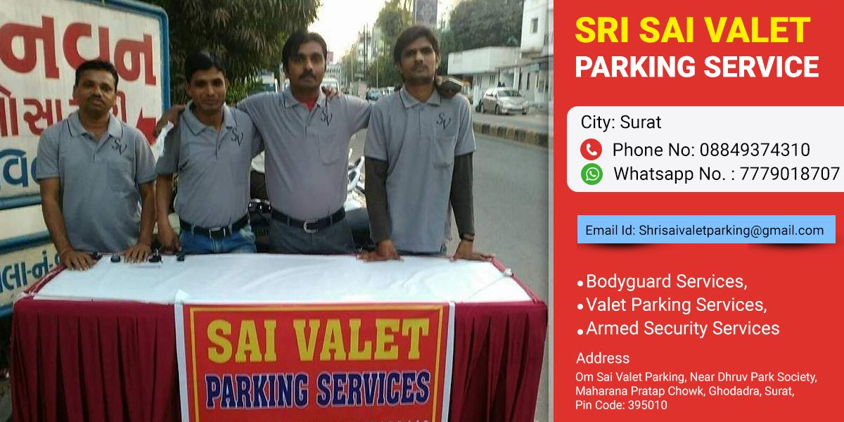 Best parking services now in surat by hashtagsri_sai