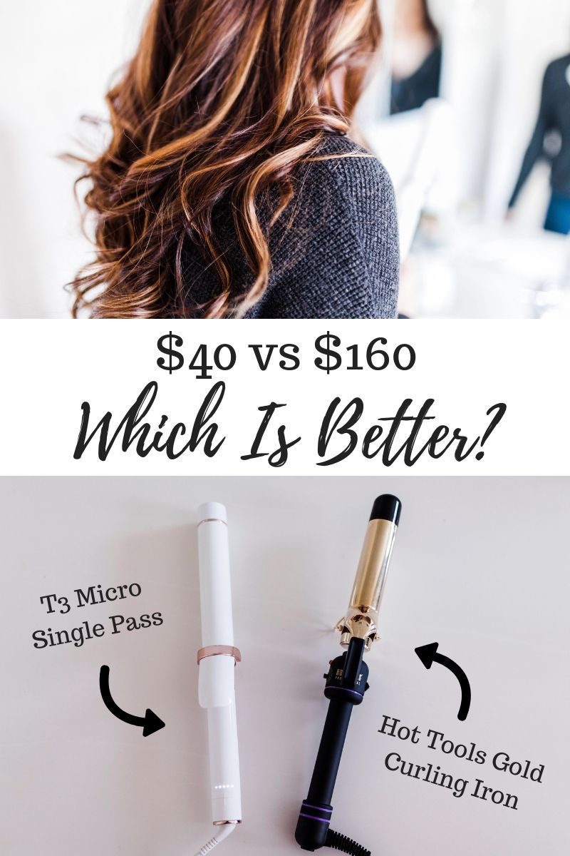 Hot Tools Vs T3 Curling Irons Which Is Better Kristen Harrison Hair Iron Curls Hair Curling Tools Curling Iron Hairstyles