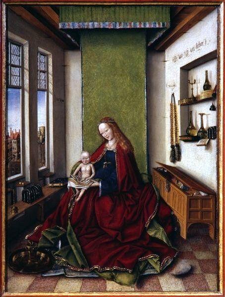 Entorno de Van Eyck