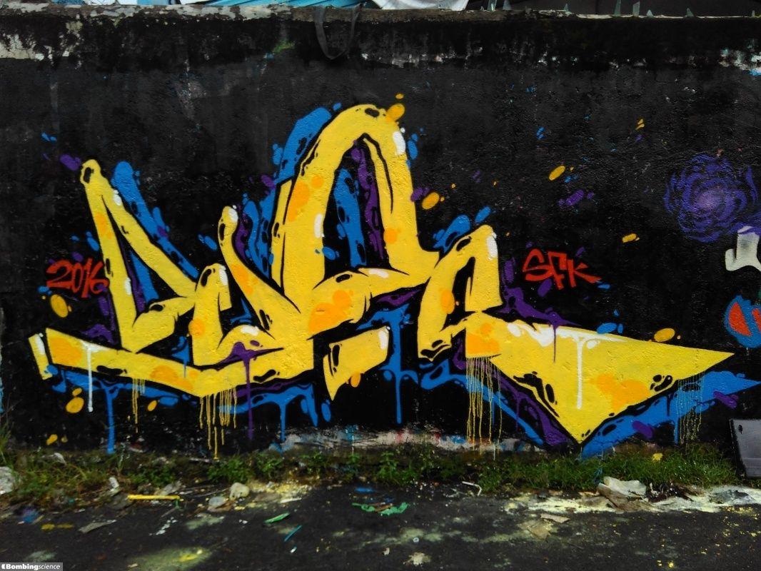 PUPS | Bogor, Graffiti creator and Pup