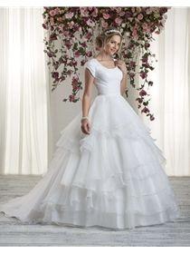 Bliss by Bonny Wedding Dress http://shareasale.com/r.cfm?b=817688&u=1074296&m=15688&urllink=&afftrack=