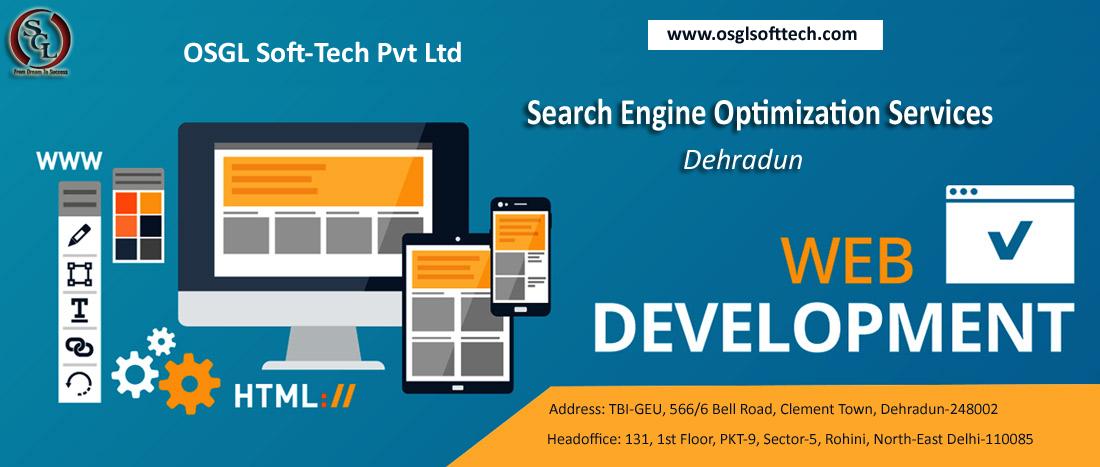 Web Development & Search Engine Optimization Services in