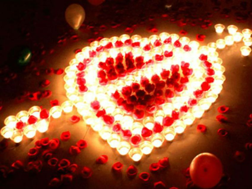 how to display candles to spark romance unforgettable valentine romance