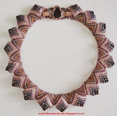 Schmuck internet  Not without my beads – Nicht ohne meine Perlen: Plastische Peyote ...