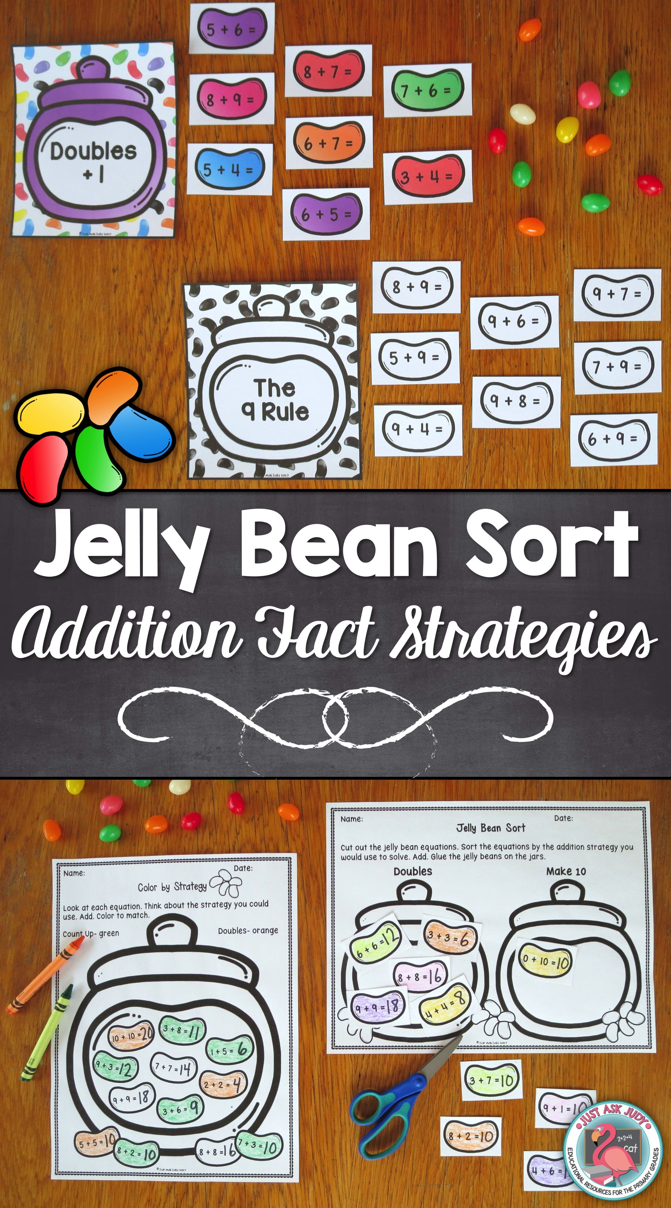 Jelly Bean Jar Worksheet