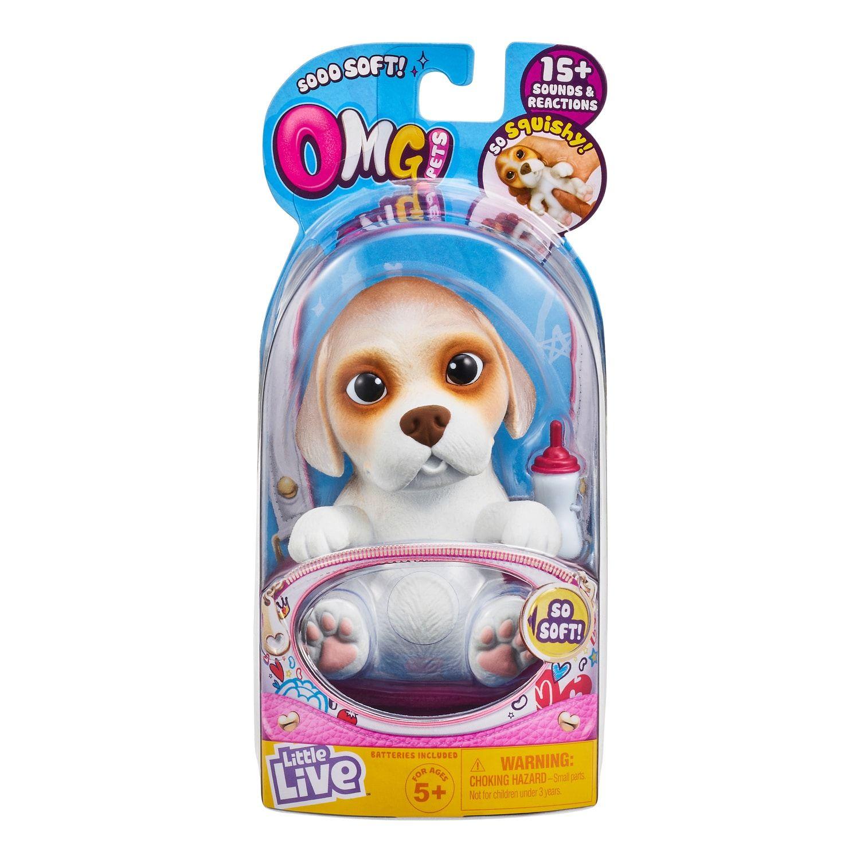 Little Live Omg Pets French Bulldog Beagle Puppy Little Live Pets Cute Little Puppies