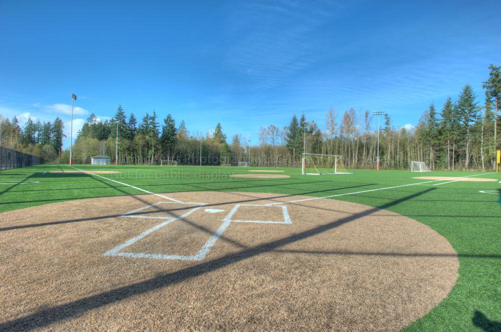 Tambark Creek Park Baseball Field In Canton Ridge Park South Real Estate Marketing New Homes
