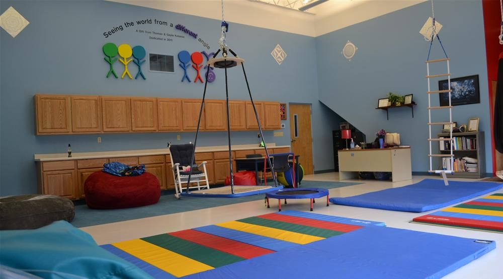 Sensory RoomSensory integration For students with autism spectrum