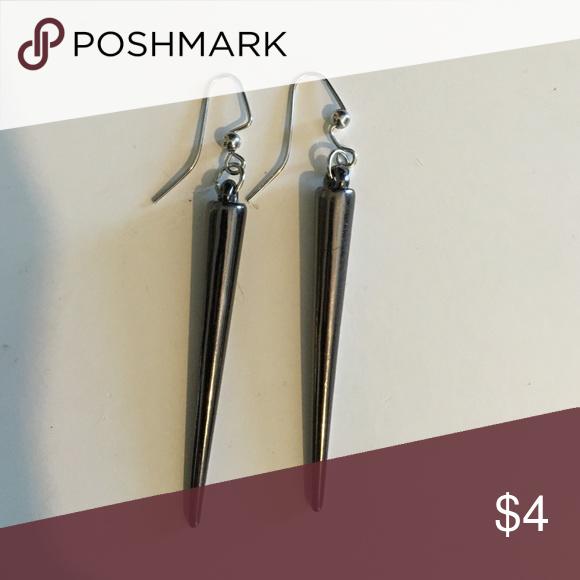 Spike Earrings! Handmade earrings! Very light. ❌Trades❌PayPal❌Holds The Mad Lila  Jewelry Earrings