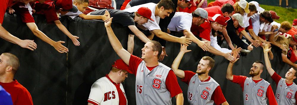 On to Omaha NC State Makes the College World Series
