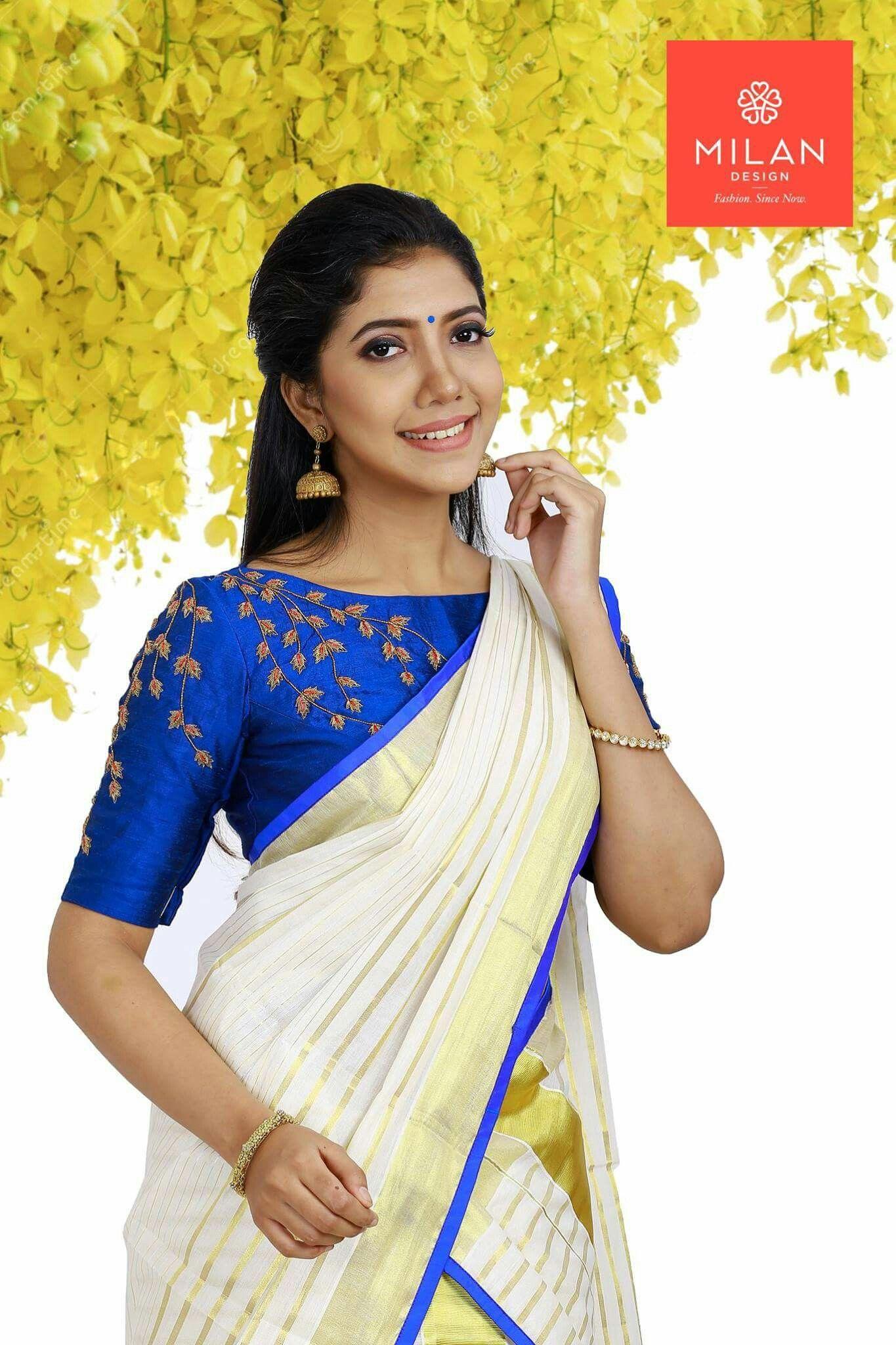 Best Kerala Saree Blouse Designs forecasting