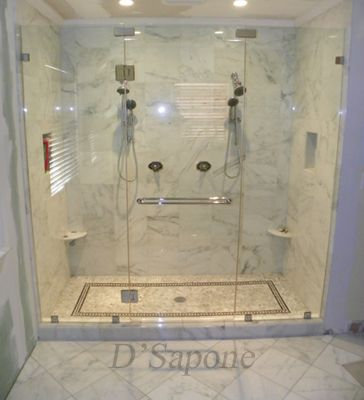 Frameless Shower Doors Steam Shower Enclosure Glass Shower