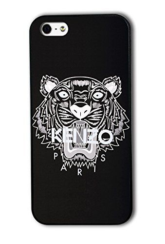 2b771712af2 Tomhousomick Custom Women's Fashion KENZO Tiger Eyes Design Case for iPhone  5 5S: Amazon.co.uk: Electronics