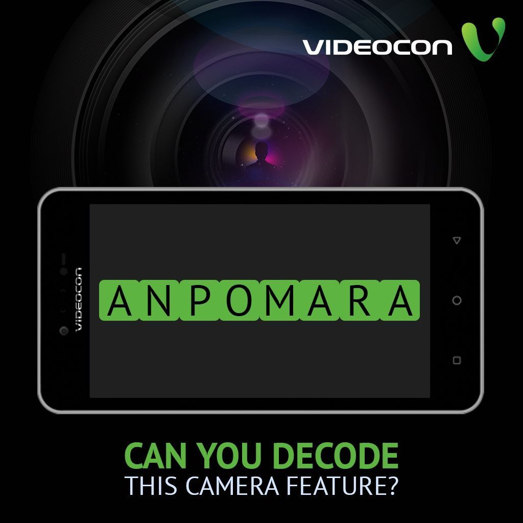 [Hint Videocon Krypton 30 comes enabled with this camera