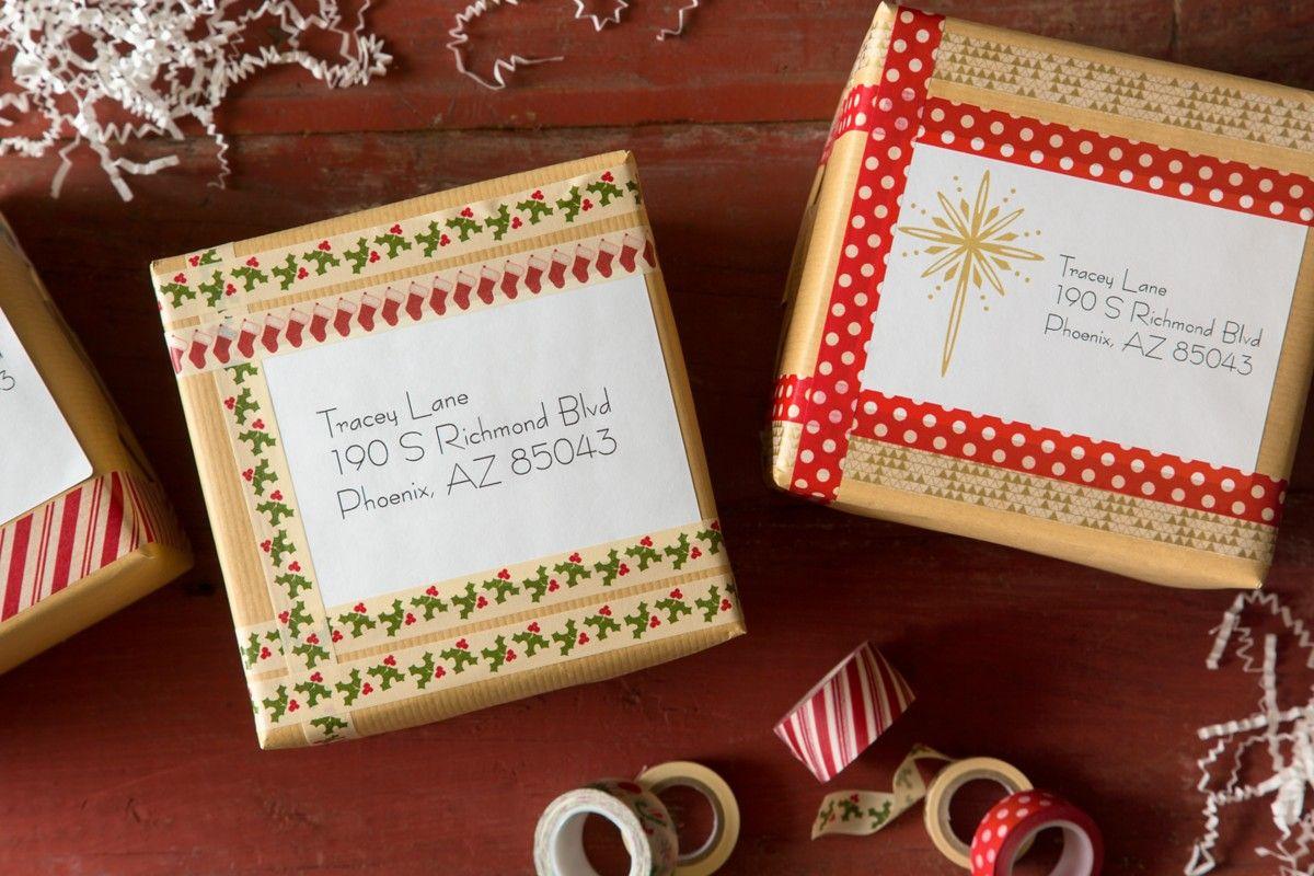 Season Diy Holiday Gift Wrapping Holiday Wrap Holiday Gift Wrap