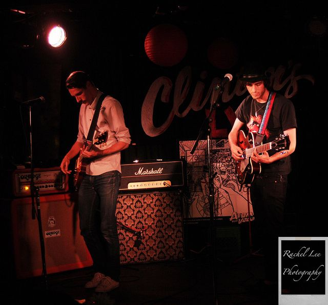 Volumes at Clinton's Tavern @clintonstavern