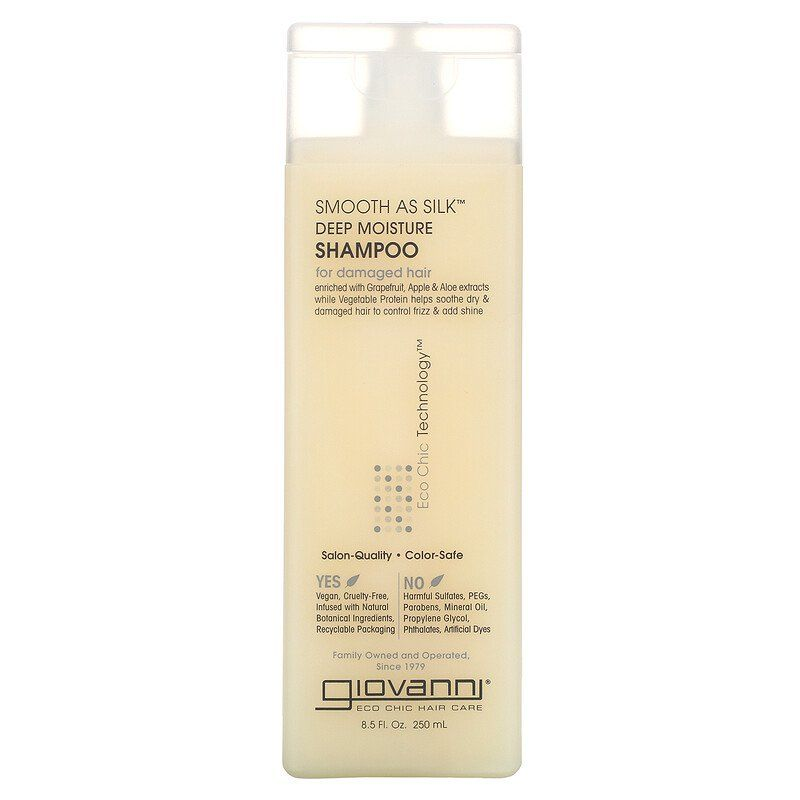شامبو جيوفاني Moisturizing Shampoo Moisturizer Shampoo