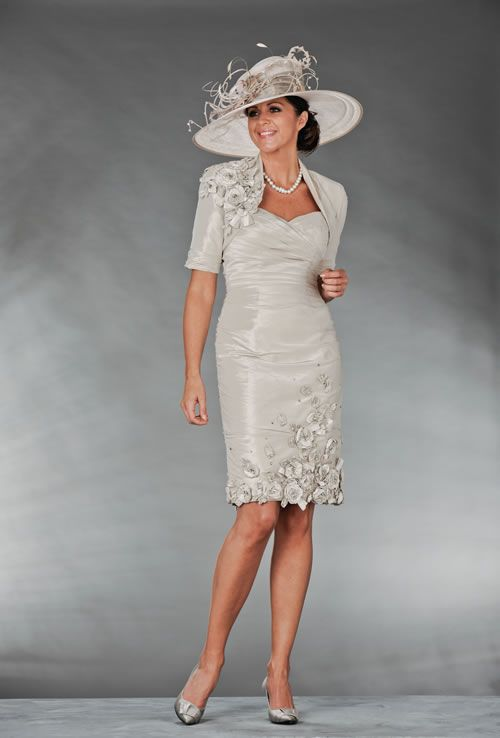 342c9fca754 Ian Stuart Short dress   jacket 634B