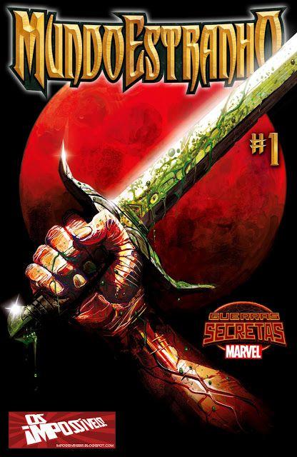 SAM-COMICS: Mundo Estranho V1 01 - Guerras Secretas (2015)
