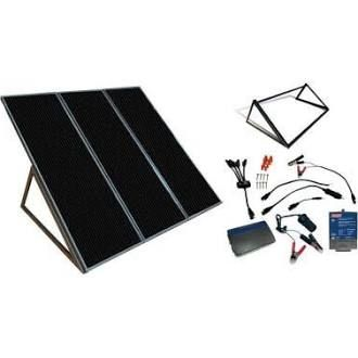 Coleman 58050 55 Watt Solar 12v Power Generator Kit Rv Solar Panels Rv Solar Solar Panel Kits