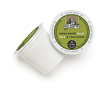Swiss Water Decaf Fair Trade Organic Coffee
