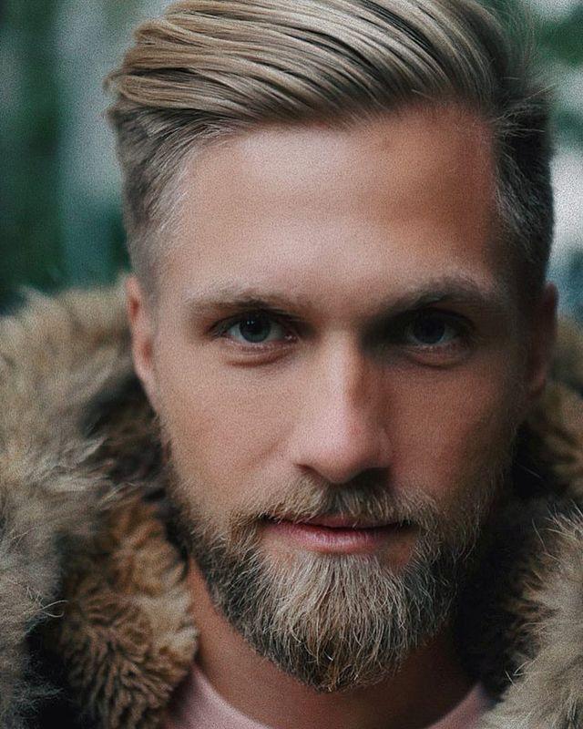 Pin By Matiassachetti On Hair And Beard Styles Blonde Beard Mens Hairstyles Mens Hairstyles Medium