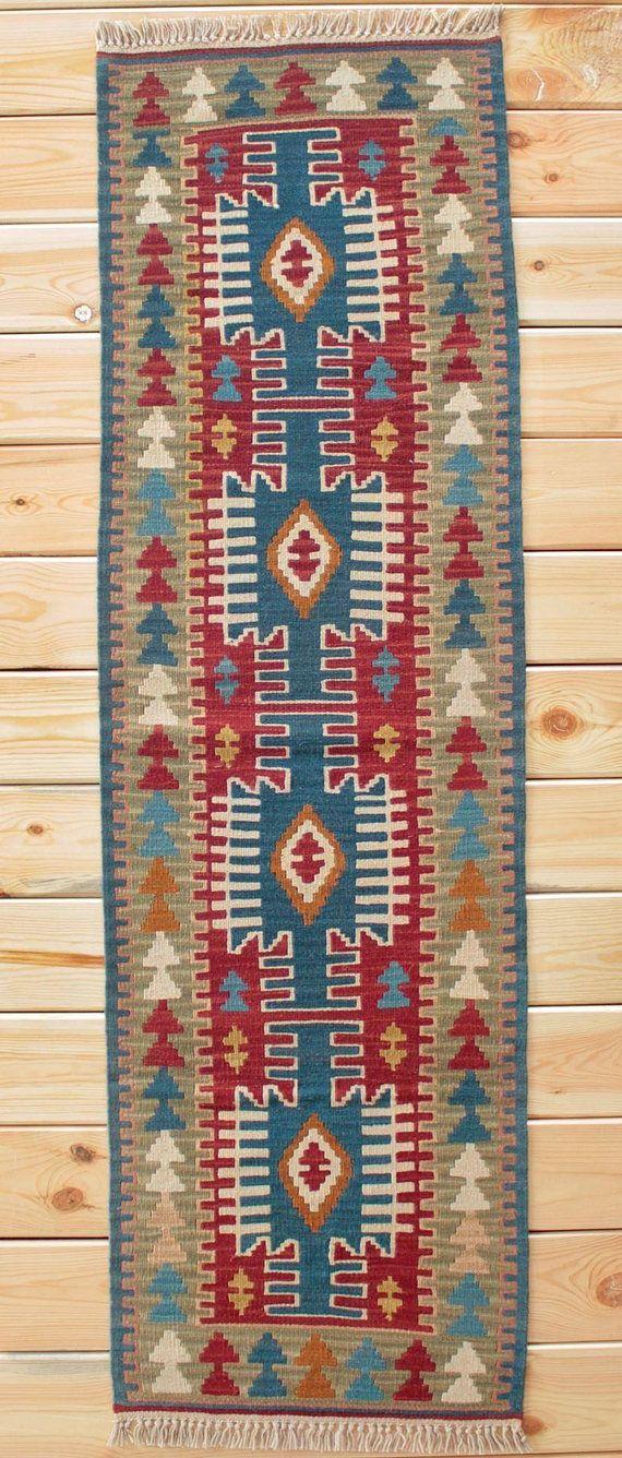 Oriental Rug Bohemian Runner 196 X 659 Ft Turkish
