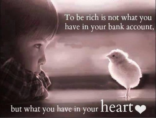 What Does Being Rich Mean To You Inspirational Words Thoughts Beautiful Quotes