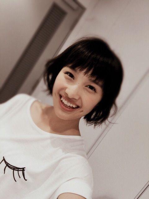 髪型が可愛い百田夏菜子