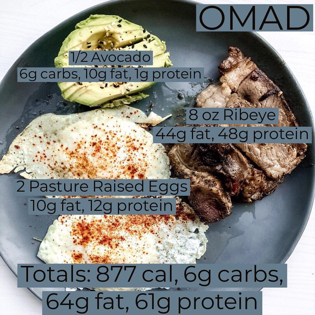 This Is What A Typical Meal Looks Like For Me After A 24 Hour Fast Or Eating One Meal A Day Three Of My Keto Diet Benefits Keto Diet Snacks