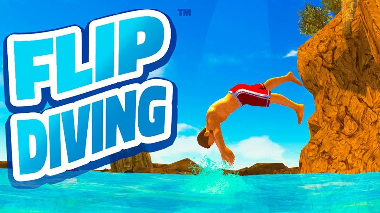 Flip Diving Miniclip Gameplay Tips & Tricks Guide IOS