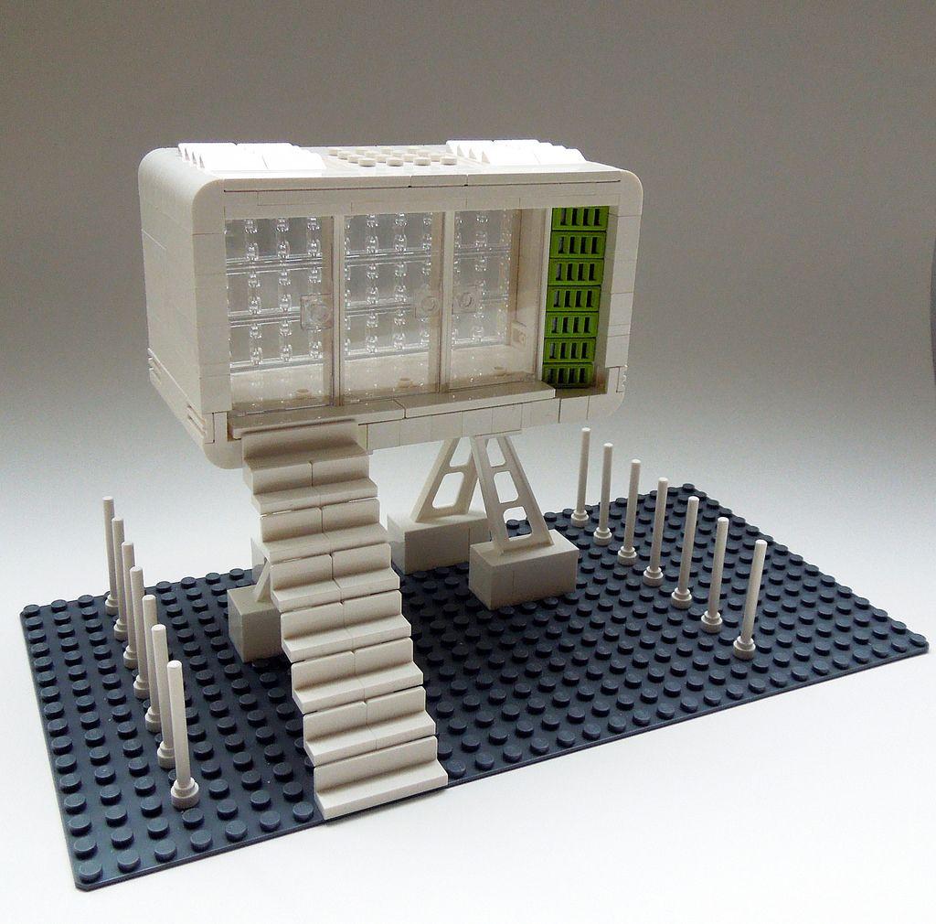 Architecture study   by polarstein